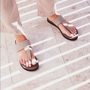 Free People Waterfront Thong Sandals